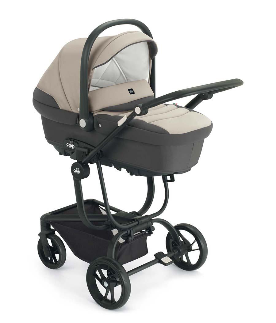 #Cam Taski детская коляска 3 в 1