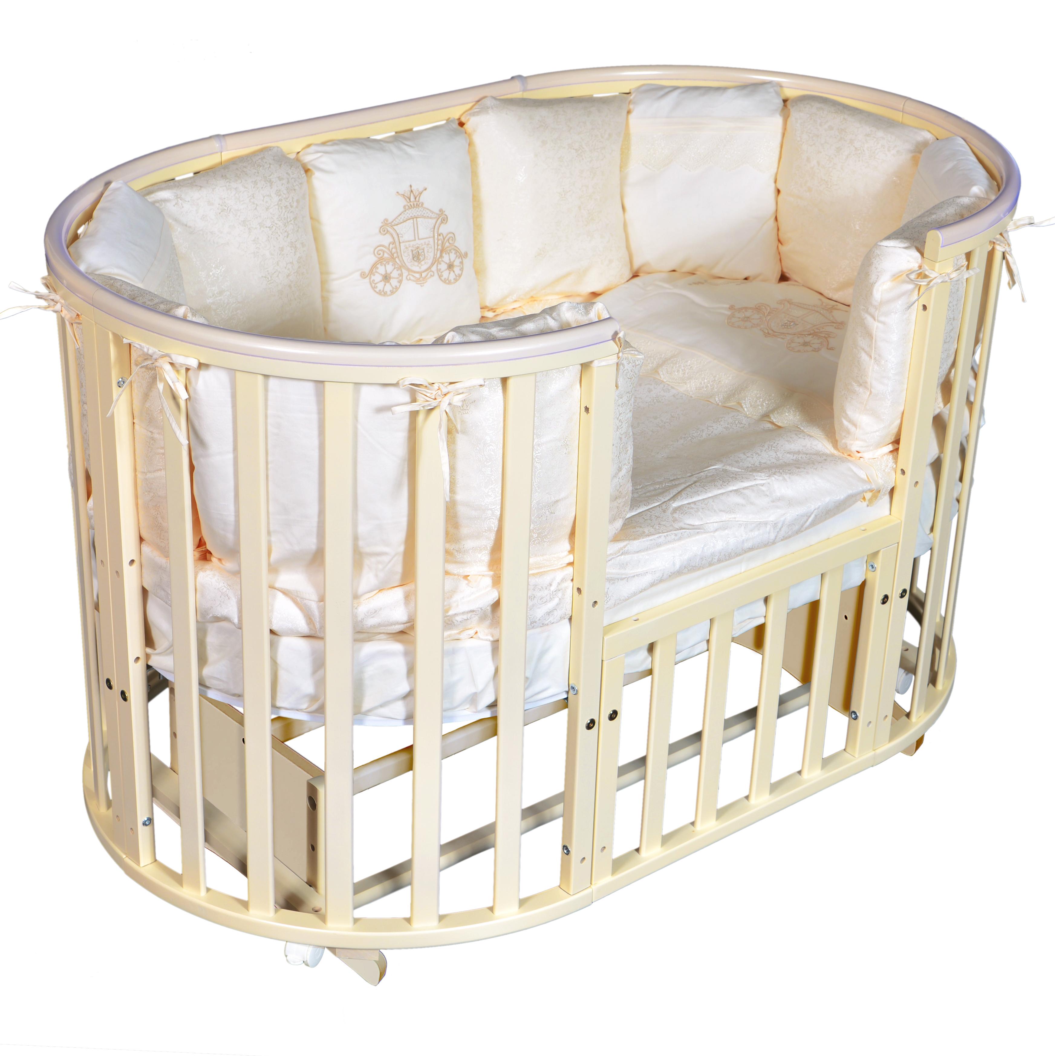#Кроватка Алекса