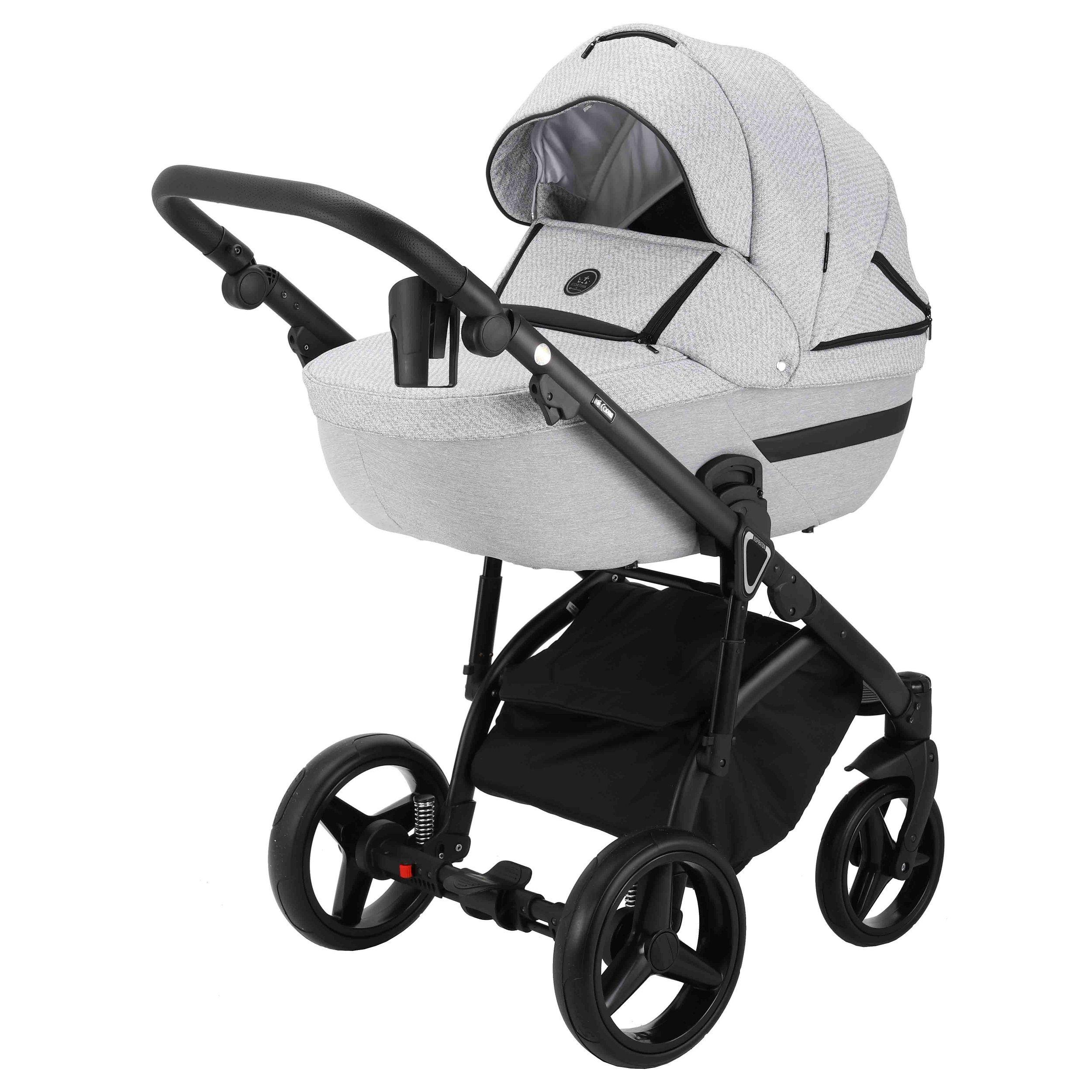 Adamex Cortina Standart детская коляска расцветки по каталогу