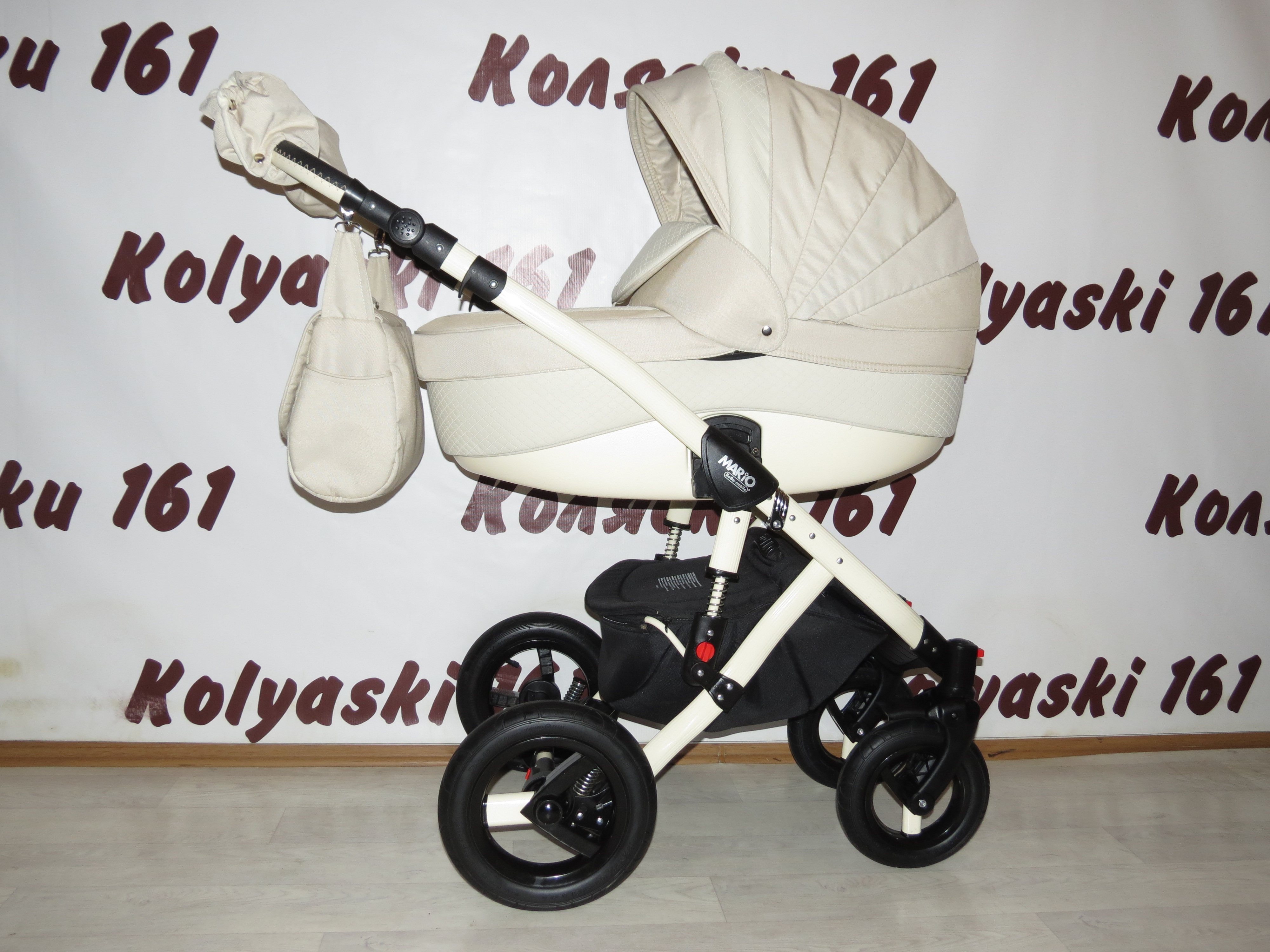 #Bebe_Mobile Mario Eco детская коляска 2 в 1