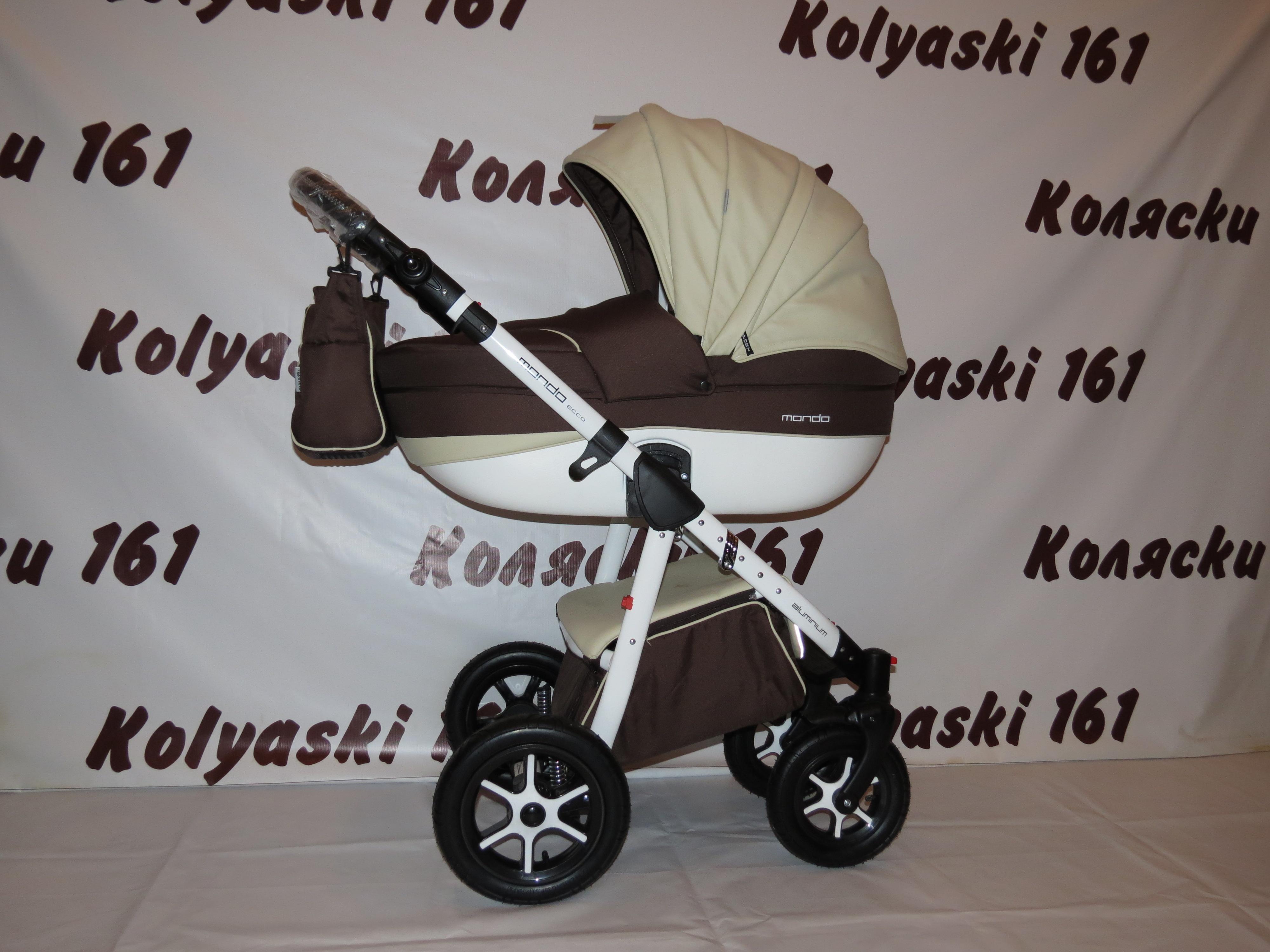 #Expander Mondo Eco Детская коляска 2 в 1 в Ростове-на-Дону
