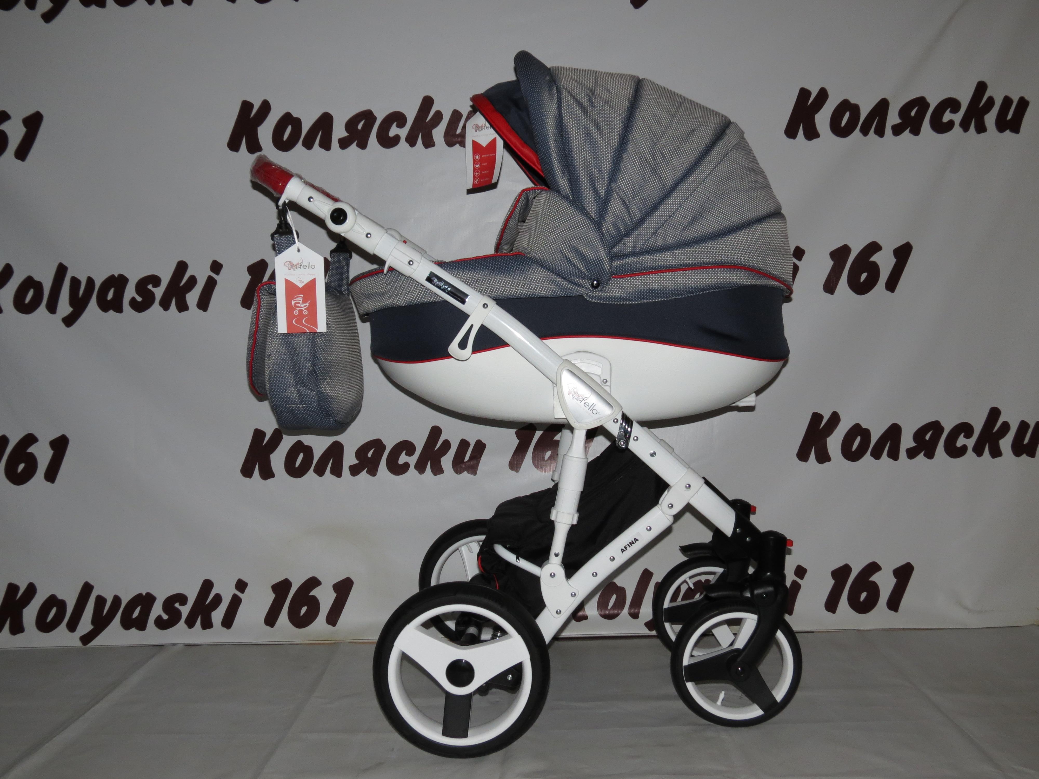 #Retrus(Farfello Afina) детская коляска 2 в 1 в Ростове-на-Дону