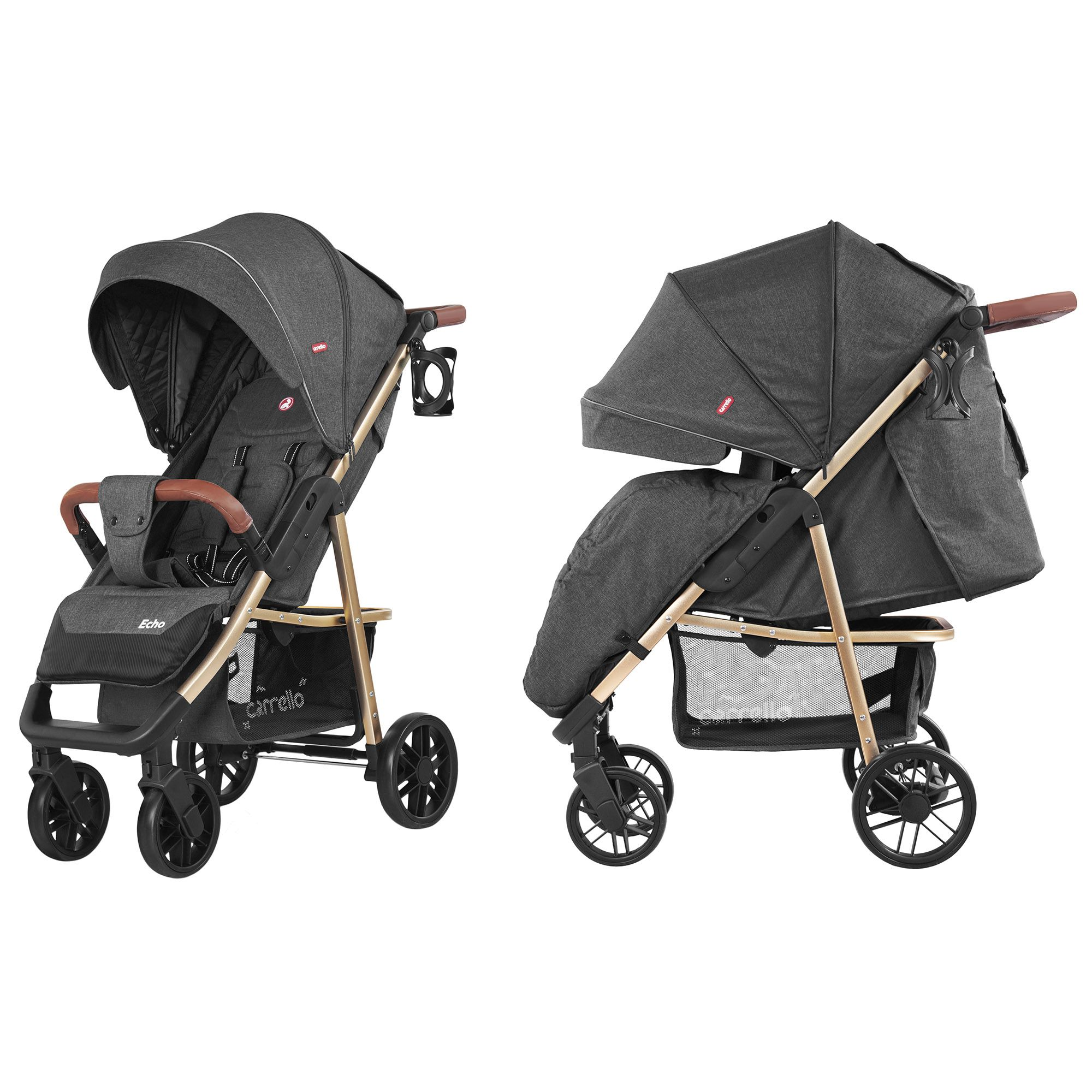 #Carrello Echo Midnight Gray