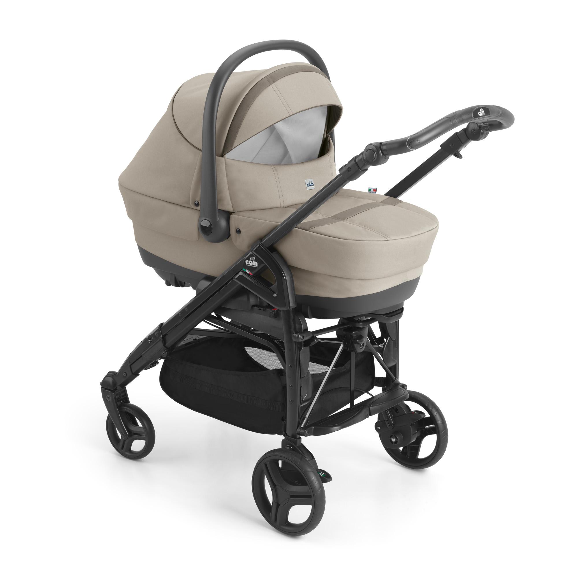 #Cam Combi Family 787 детская коляска 3 в 1