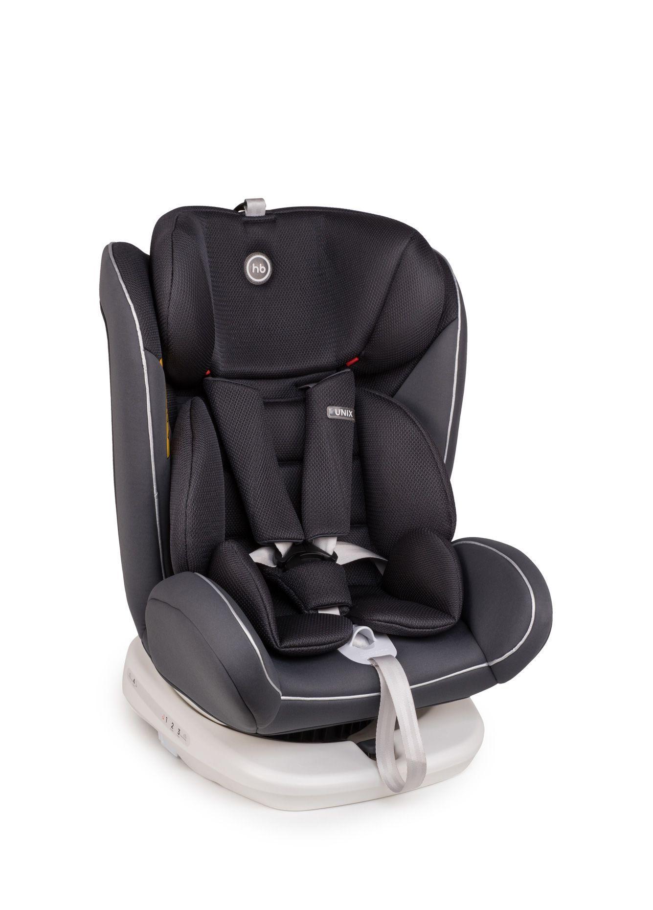 Happy Baby Unix Isofix 0-36 кг детское автомобильное кресло с поворотной базой
