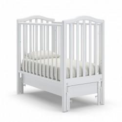 #Гандылян Джоли детская кроватка белая