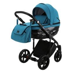 #Bebe-Mobile Castello BC-7 детская коляска 2 в 1: люлька