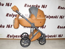 #Bebe_Mobile Marconi детская коляска 2 в 1