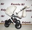#Детская коляска 2 в 1 Bebe-Mobile Mario Eco