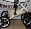 Smile Line Sandra Ss 09 модульная  коляска 2 в 1 Польша
