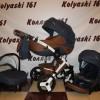 #Tako Skiathos детская коляска 3 в 1: люлька, прогулочный блок+авто-люлька