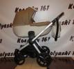 Junama Dimond детская коляска 3 в 1: люлька