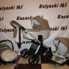 Junama Dimond детская коляска 3 в 1: люлька, прогулочный блок+авто-люлька