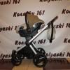 #Junama Dimond детская коляска 3 в 1:авто-люлька