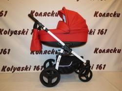 #Детская коляска 2 в 1 jedo Nevo: люлька 0-6 мес.