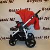 #Детская коляска 3 в 1 jedo Nevo: прогулочный блок до трех лет
