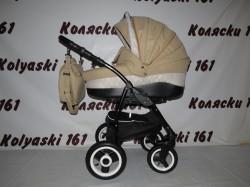#Indigo Camilla детская коляска 2 в 1: люлька с рождения до 7 месяцев