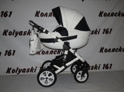 #Детская коляска 2 в 1 Indigo Isabel