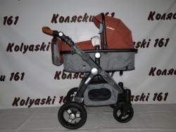 #Indigo Prime детская коляска с рождения до трех лет