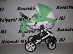 #Indigo Isabel детская коляска 2 в 1