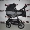 #Детская коляска Jedo Memo 2 в 1: люлька с рождения