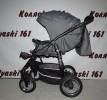 #Детская коляска на обновленной раме Jedo Memo