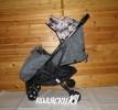 #Farfello C600 детская прогулочная коляска камуфляж
