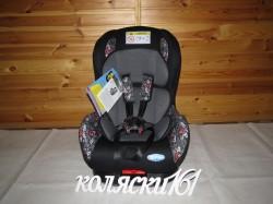 #Автокресло Kids Prime 0-18 кг алфавит