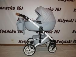 #Alis Camaro серая детская коляска 2 в 1