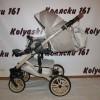 #Детская коляска 2 в 1 Alis Camaro: прогулочный блок