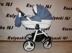 #Adamex eonex Alfa детская коляска 2 в 1: люлька