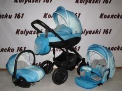 #Tutis Zippy Pia детская коляска 3 в 1: люлька, прогулочный блок+авто-люлька