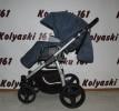 #Детская коляска Jedo Nevo: прогулочный блок с накидкой