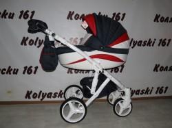 #Adamex Barletta New детская коляска 2 в 1: люлька