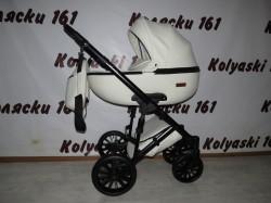 #Everflo Bliss White детская коляска 2 в 1: люлька