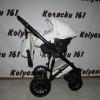 #Детская коляска 3 в 1 Everflo Bliss: авто-люлька