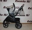 #Cam Dinamico детская коляска 3 в 1: авто-люлька 0+