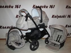 #Cam Dinamico детская коляска 3 в 1: люлька, прогулочный блок+авто-люлька