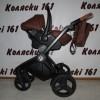 #Детская коляска 3 в 1 Verdi Futuro New: авто-люлька