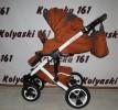 #Детская коляска 2 в 1 Smile Line Sandra: прогулочный блок