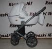 #Детская коляска 2 в 1 Indigo Macro City: люлька