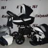 #Indigo Alaska S+F детская коляска 3 в 1: люлька+прогулочный блок+авто-люлька