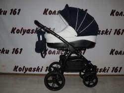 #Indigo Adele S+F детская коляска 2 в 1: люлька