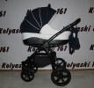 #Детская коляска 3 в 1 Indigo Adele: люлька