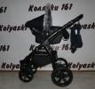 #Indigo Adele детская коляска 3 в 1: авто-люлька