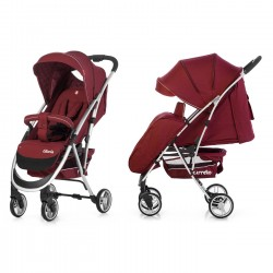 #Carrello Gloria Rose Red
