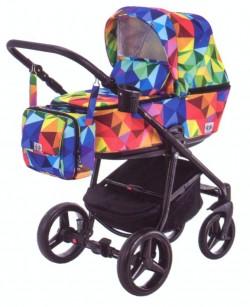 #Adamex Reggio 123 детская коляска 2 в 1